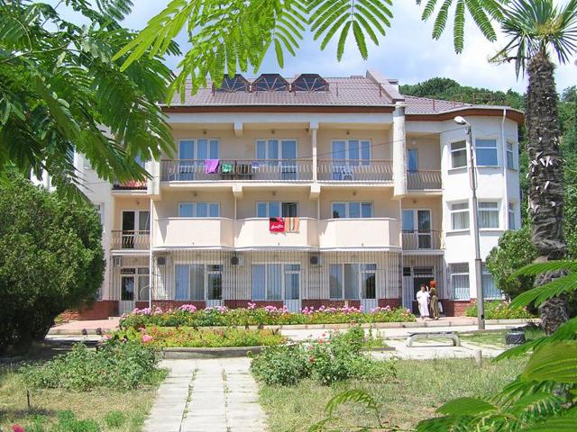 Отель Ласковый Берег Алушта Корпус Энерго