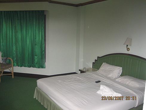 Отель Седьмое небо Утес номер