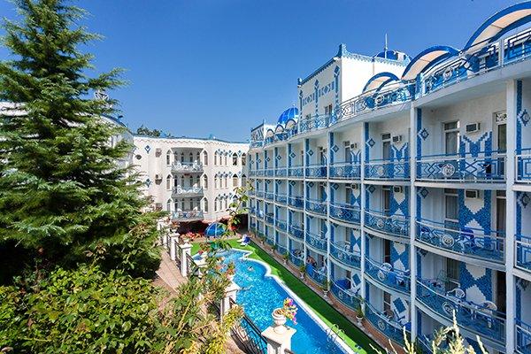 Отель 1001ночь
