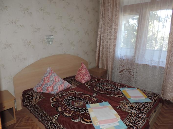 Пансионат Магистраль Евпатория 2 комнатный 2 местный номер с кухней