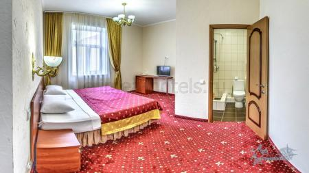 2-х комнатный 2-х местный  полулюкс