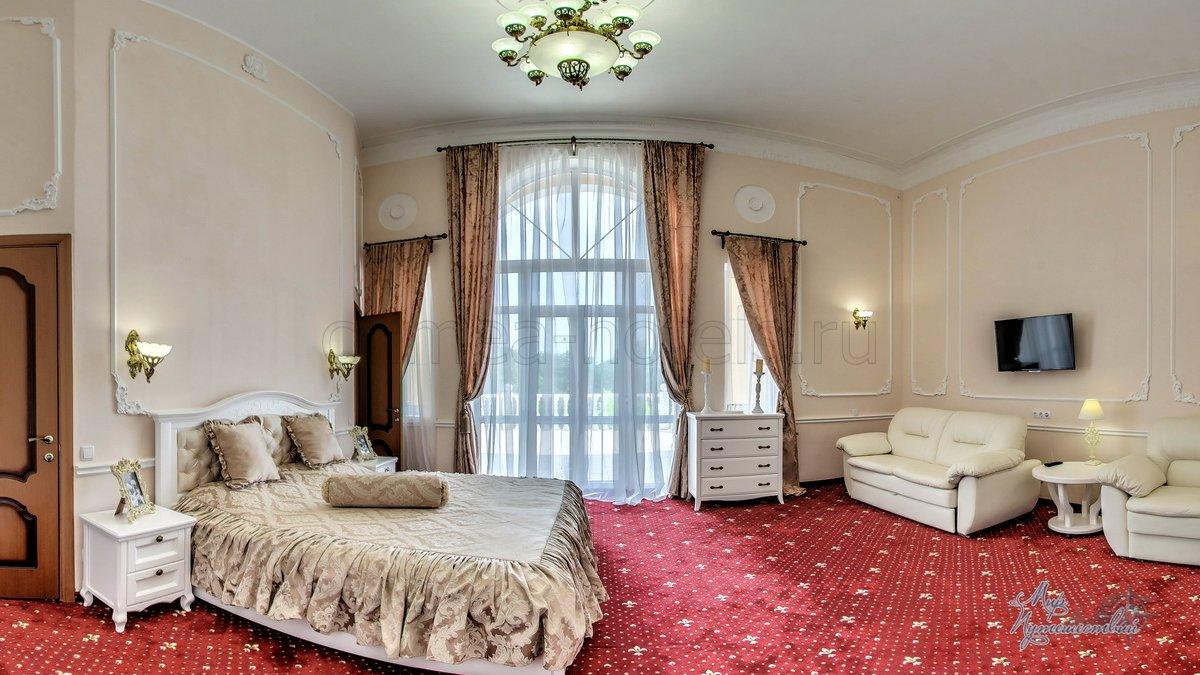 Парк-Отель Романова Евпатория Люкс-студия Романова