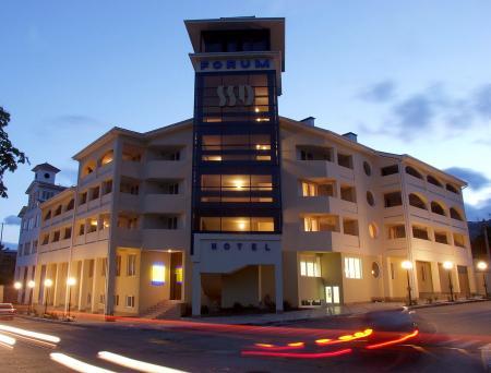 Отель Форум Судак