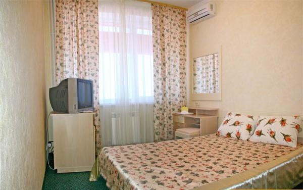Санаторий Коралл Евпатория Стандарт 1-комнатный