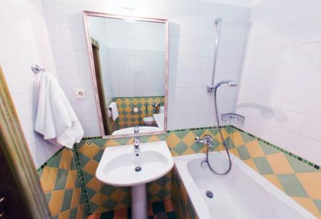 Стандарт 1 комнатный 2 местный (вход из зала)