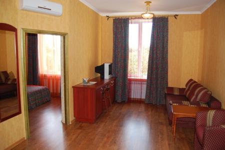 Полулюкс 2 комнатный 2 местный