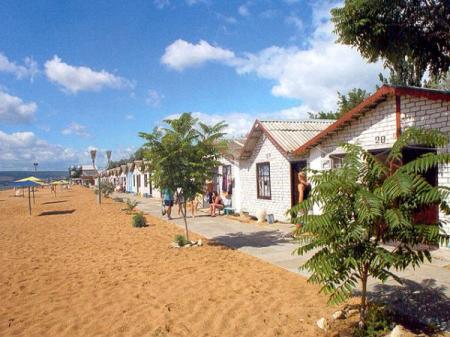 Туристско-Оздоровительный Комплекс Золотой пляж