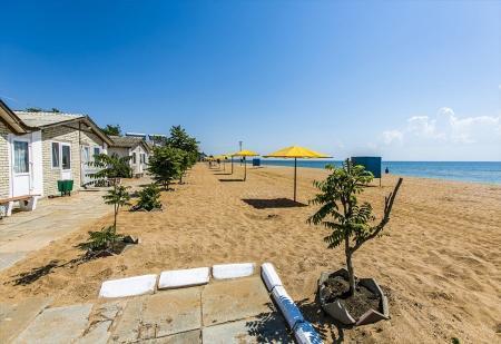 ТОК Санвиль Золотой пляж Феодосия