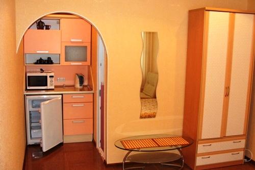 Апарт-отель Эллинги У моря (Дельфин 93) Евпатория 1 комнатный  2-4 местный №3-3а