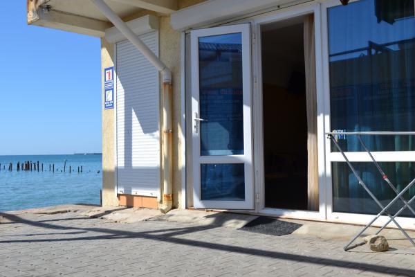 Апарт-отель Эллинги У моря (Дельфин 93) Евпатория 1 комнатный  2-4 местный №39