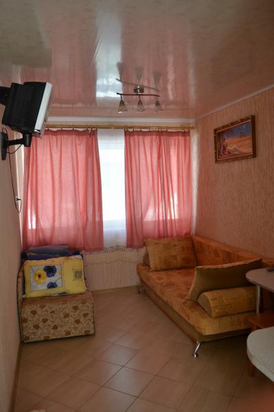 Апарт-отель Эллинги У моря (Дельфин 93) Евпатория 1 комнатный  2-3 местный №16