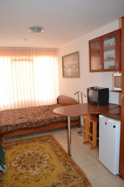 Апарт-отель Эллинги У моря (Дельфин 93) Евпатория 1 комнатный  2-3 местный №19