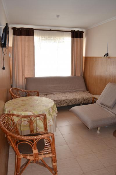 Апарт-отель Эллинги У моря (Дельфин 93) Евпатория 1 комнатный  2-3 местный №20