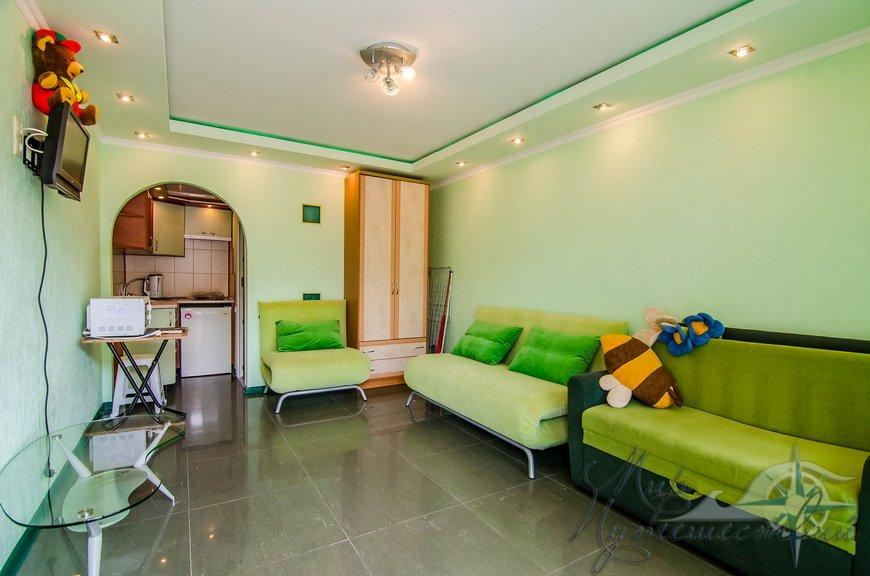 Апарт-отель Эллинги У моря (Дельфин 93) Евпатория 1 комнатный 2-4 местный №7