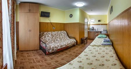 1 комнатный  2-4 местный №35а