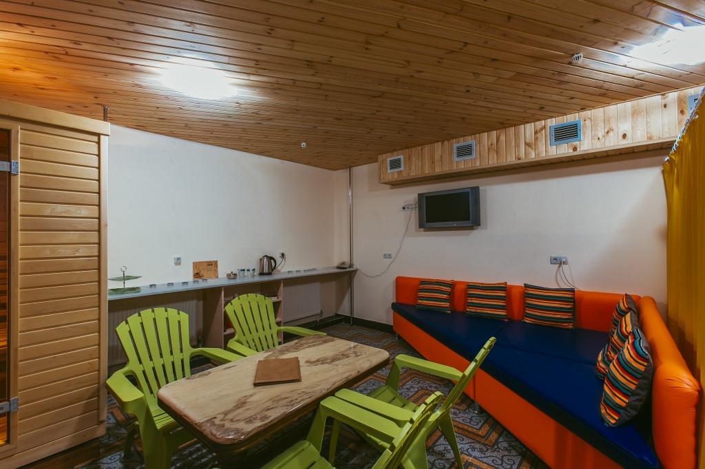 Отель Морской конек Коктебель Хамам