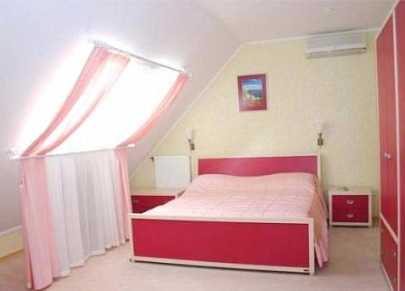 Отель Морской конек Коктебель 3-х комнатный 4-х местный люкс