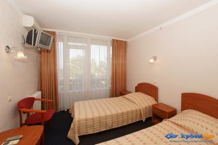 1 комнатный 2 местный номер