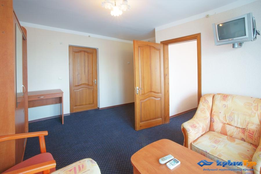 2 комнатный 2 местный номер