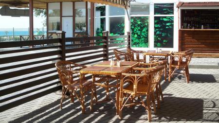 Кафе в отеле Капля моря