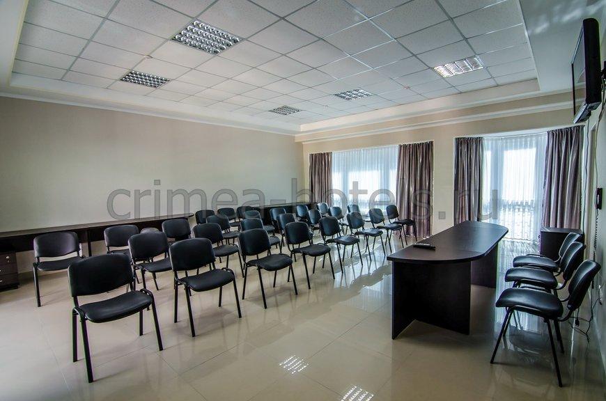 Гостиница На Эскадронной Евпатория Конференц-зал