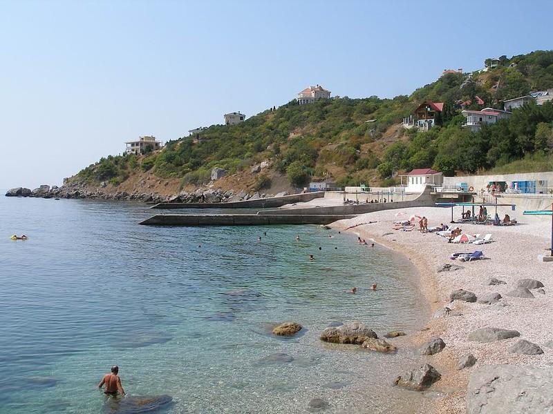 Пансионат  Форосский берег  Крым Форос , Южный берег Крыма