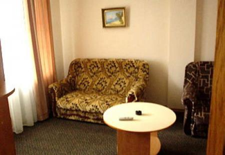 2-комнатный люкс 1 к №2