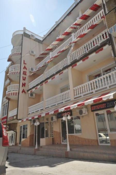 Отель Лагуна Утес