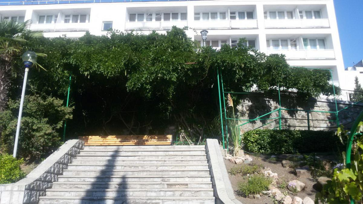 пансионат Дубна 1 Алушта