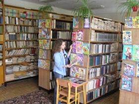 Пансионат Дубна Алушта библиотека
