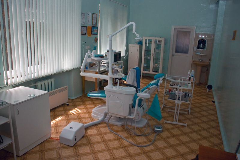 Санаторий Алуштинский Алушта лечебный корпус