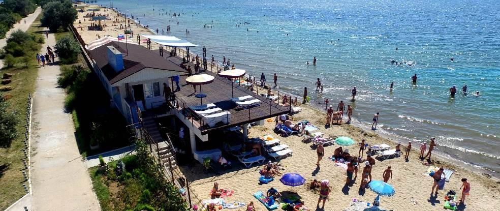 Гостевой Дом Флагман  Заозерное Пляж «Муниципальный оборудованный»