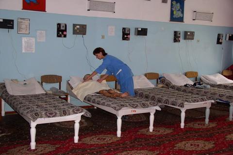 Детский Санаторий Радуга Евпатория лечение