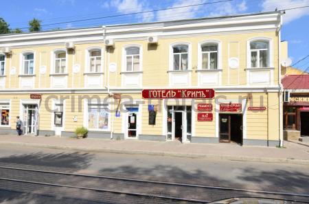Гостиница Крым Евпатория