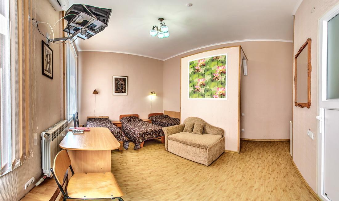 Гостиница Крым Евпатория Стандарт 1 комнатный 2 местный №2