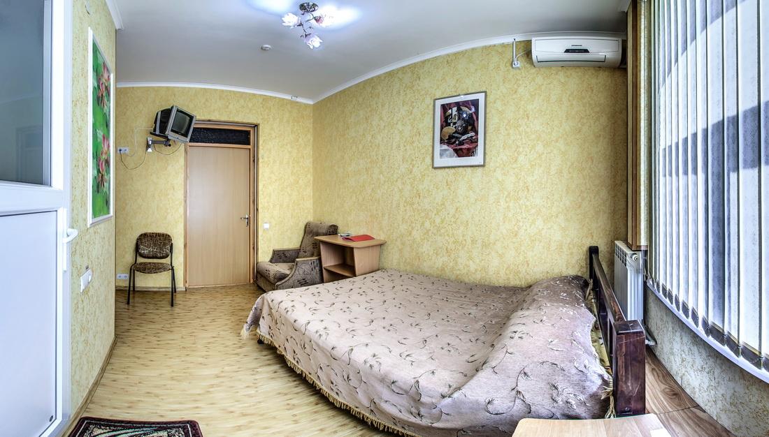 Гостиница Крым Евпатория Стандарт 1 комнатный 2 местный №3