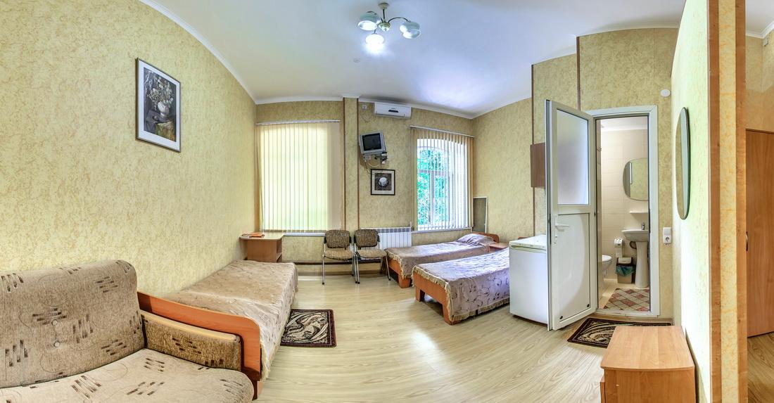 Гостиница Крым Евпатория Стандарт 1 комнатный 2 местный №6
