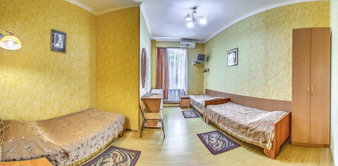 Гостиница Крым Евпатория Стандарт 1 комнатный 2 местный №7