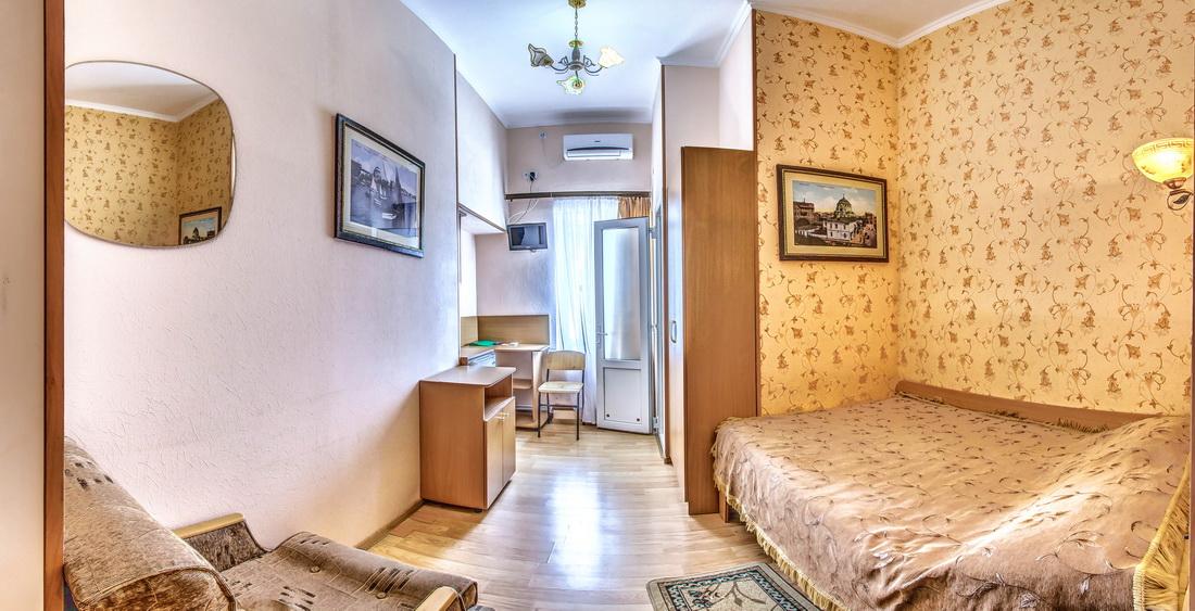 Гостиница Крым Евпатория Стандарт 1 комнатный 2 местный №15