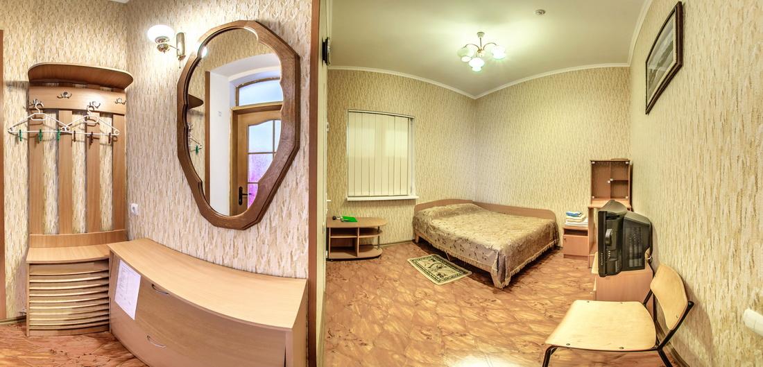 Гостиница Крым Евпатория Эконом 1 комнатный 2 местный №16