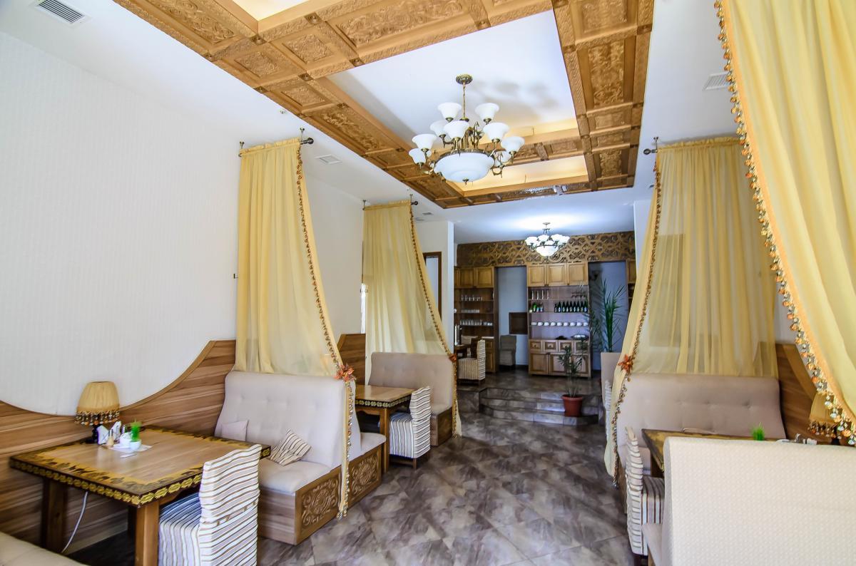 Гостиница Крым Евпатория Кафе GOA