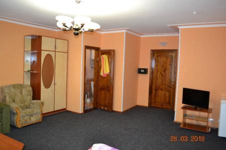 4-х местный 1-но комнатный (Киви)