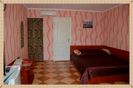 2-х местный 1-но комнатный (Виктория)