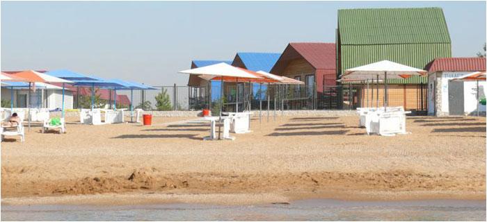 Гостиничный Комплекс Киви-Манго-Папая-Виктория Феодосия пляж Папая