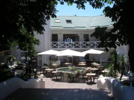 Отель Mare-Nero Алупка