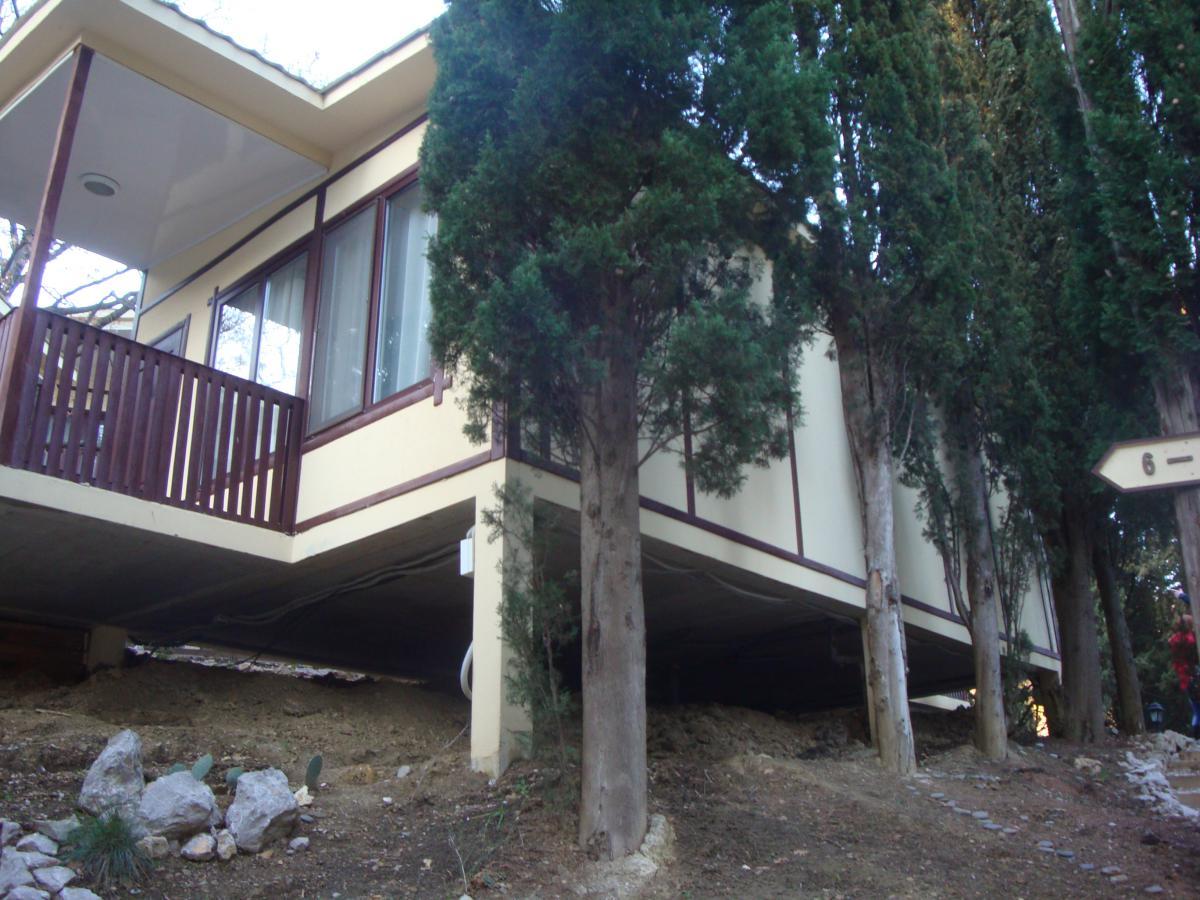Гостиница Зеленый мыс Резорт Алупка DSC02549