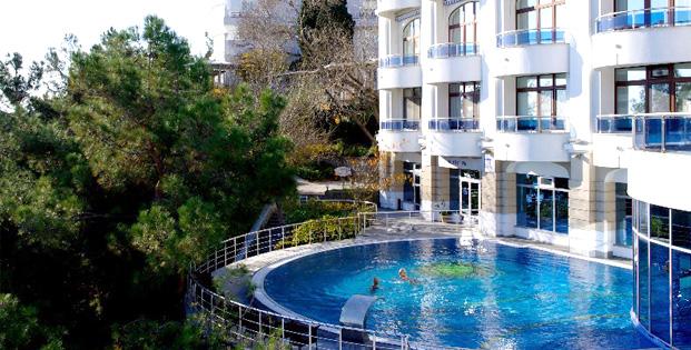 SPA-Отель Приморский парк Ялта 4