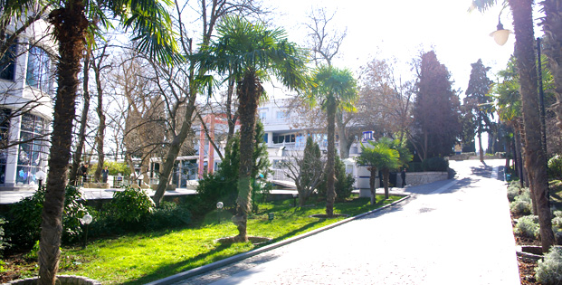 SPA-Отель Приморский парк Ялта 5