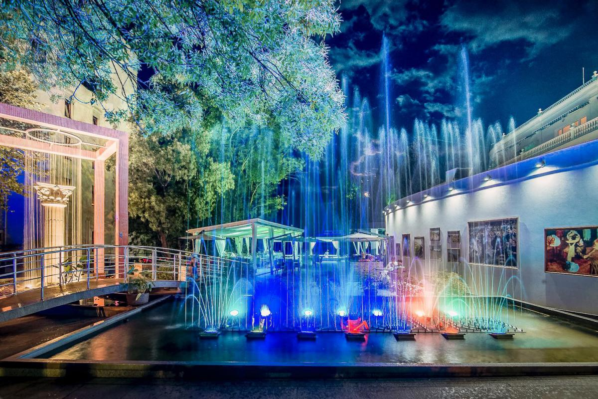 SPA-Отель Приморский парк Ялта Приморский Парк3