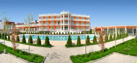Отель Апельсин Николаевка